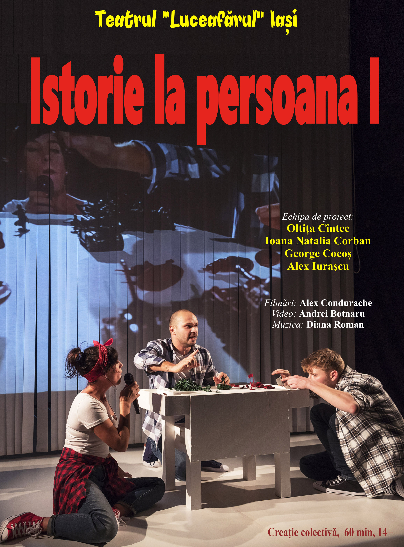 ISTORIE LA PERSOANA I