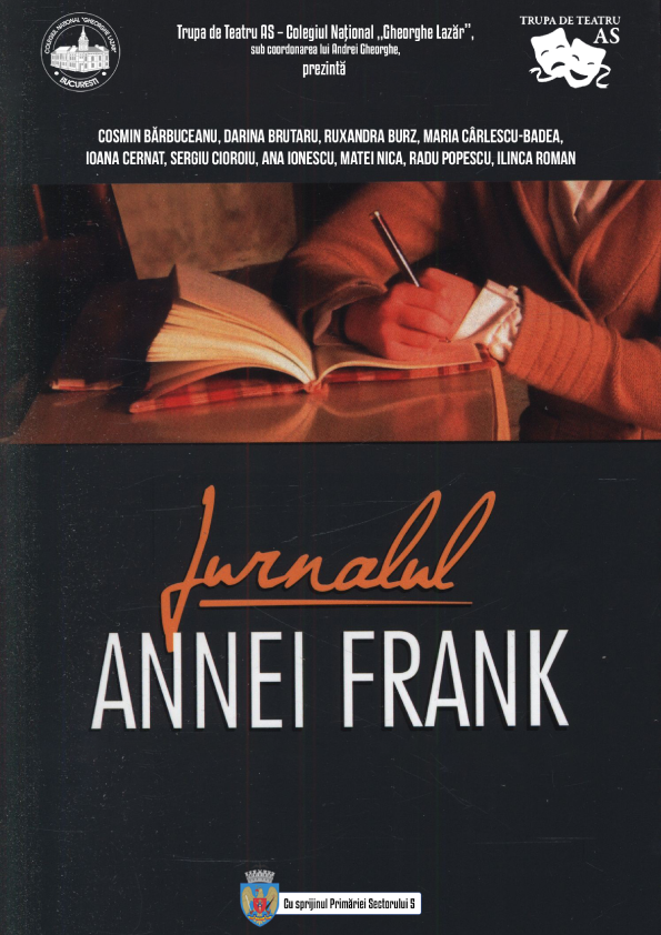 STS - Jurnalul Annei Frank