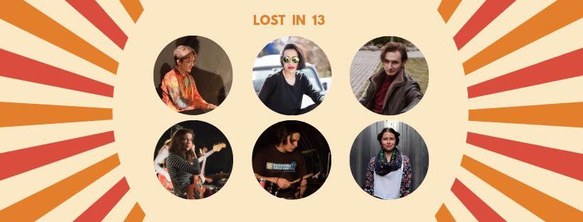 Lost In 13   fresh jazz