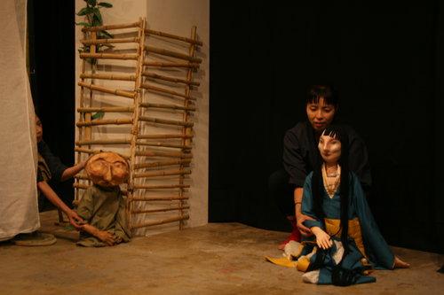 Povestea tăietorului de bambus | FITPTI 2019