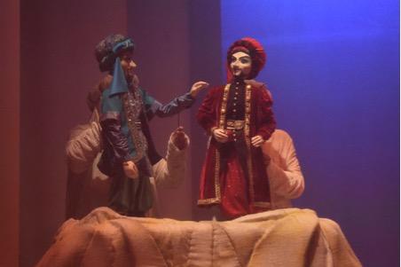 Califul barză, Teatrul de Animație pentru Copii și Tineret Imaginario Ploiești