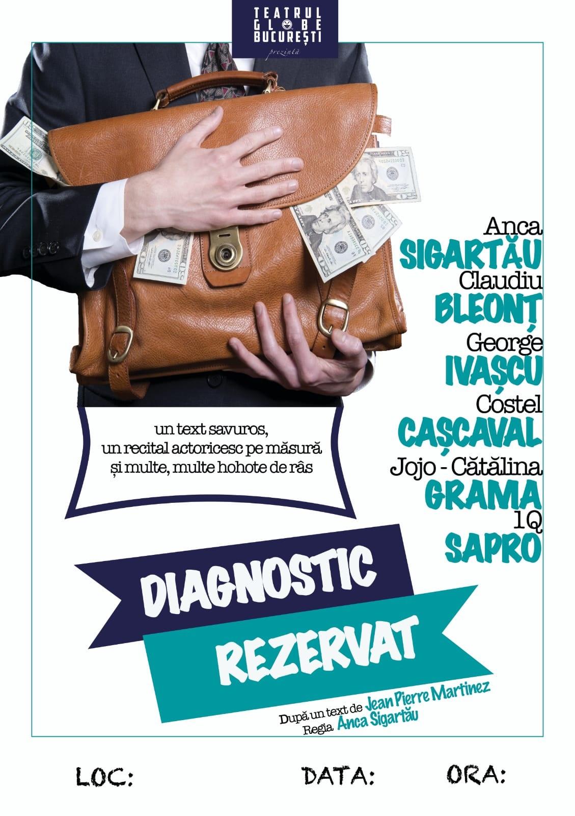 Diagnostic rezervat - Ploiesti